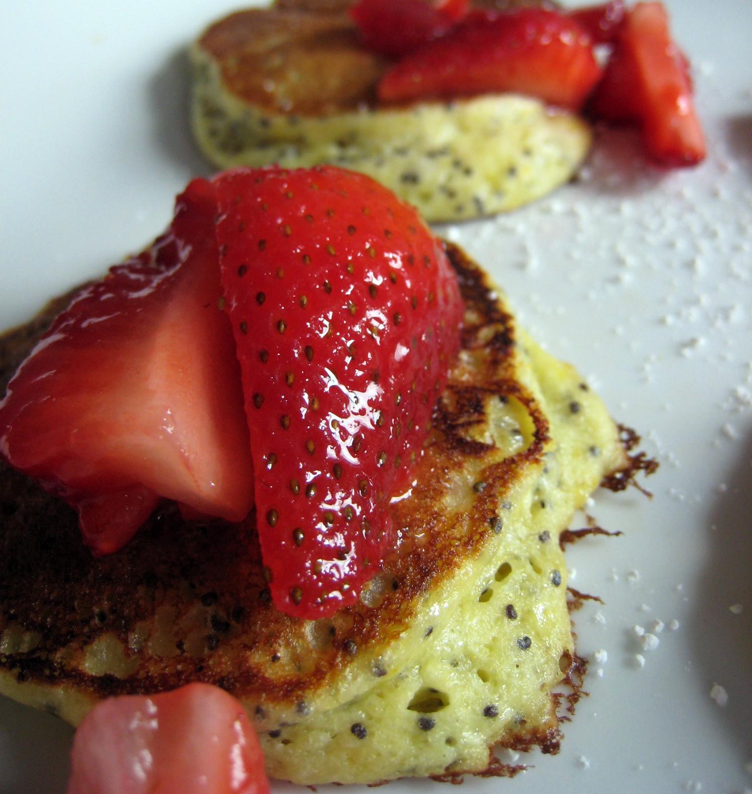 lemon pancakes 1