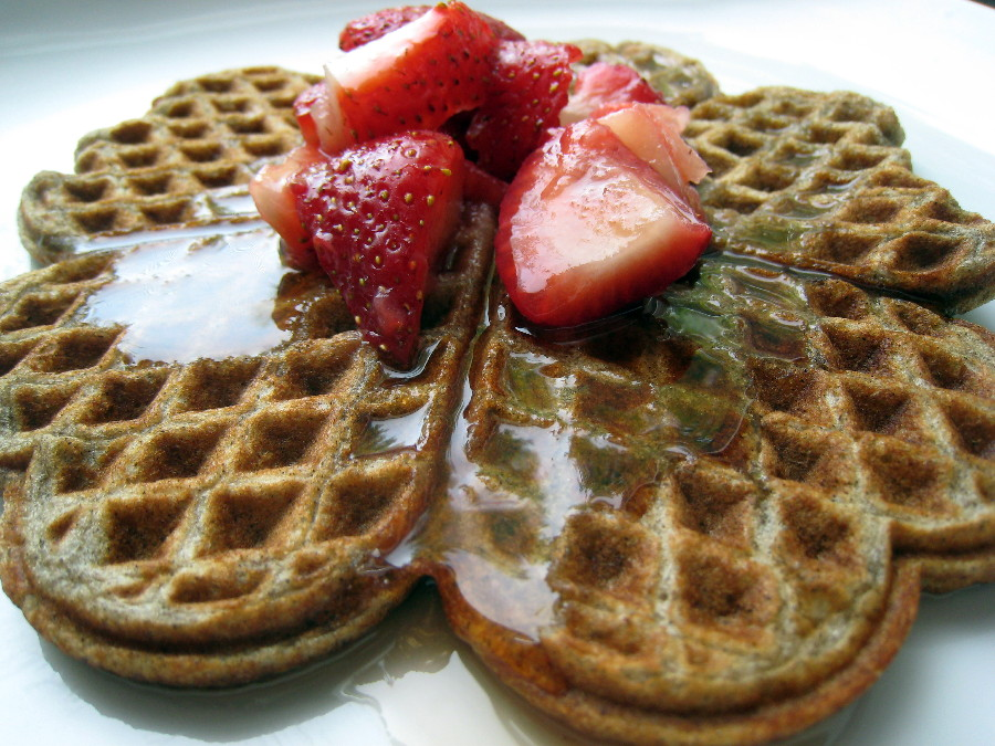 Buckwheat Waffles (And Pancakes)