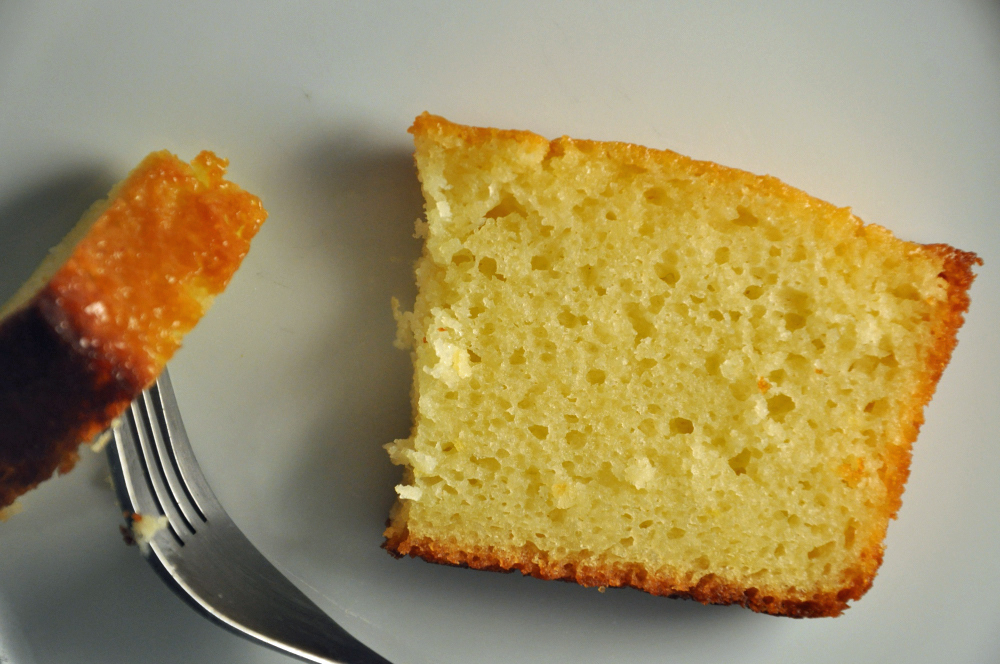 yogurt cake